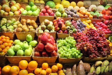 frutas o verduras laxantes
