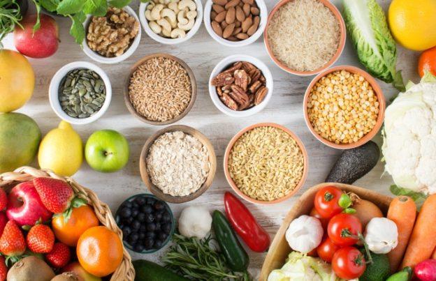 Los 37 alimentos m s ricos en fibra estre imiento - Alimentos que causan estrenimiento ...
